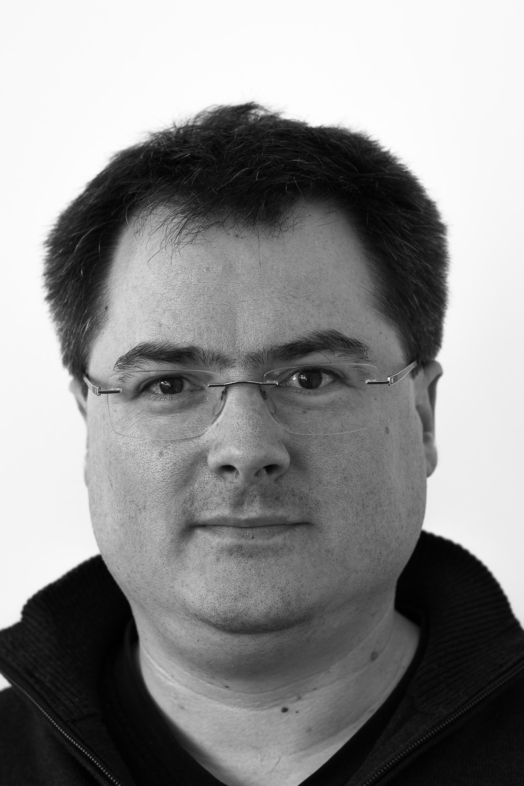 Portraitfoto von Andreas Mersch