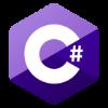 Logo von C#