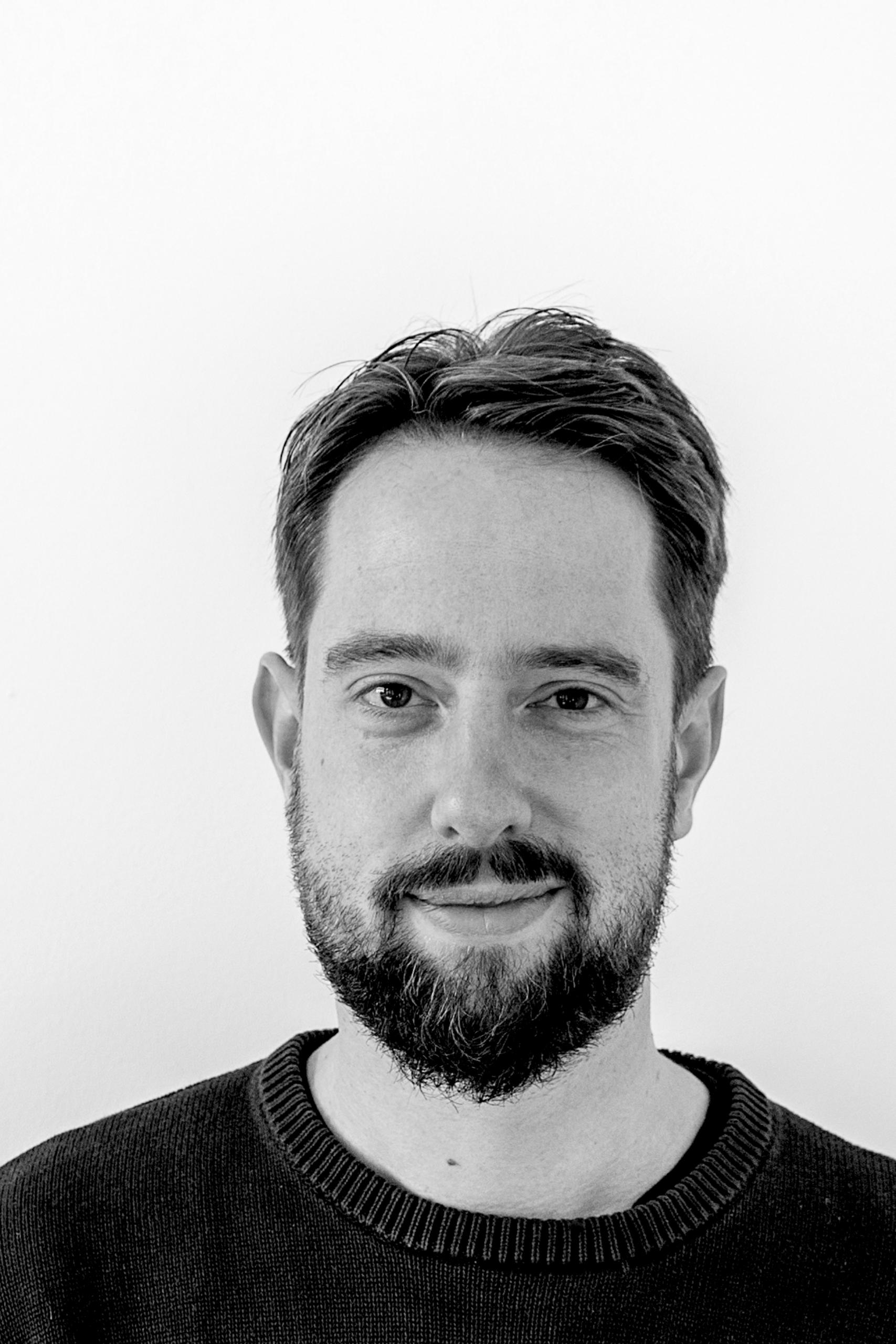 Portraitfoto von Julian Kauke