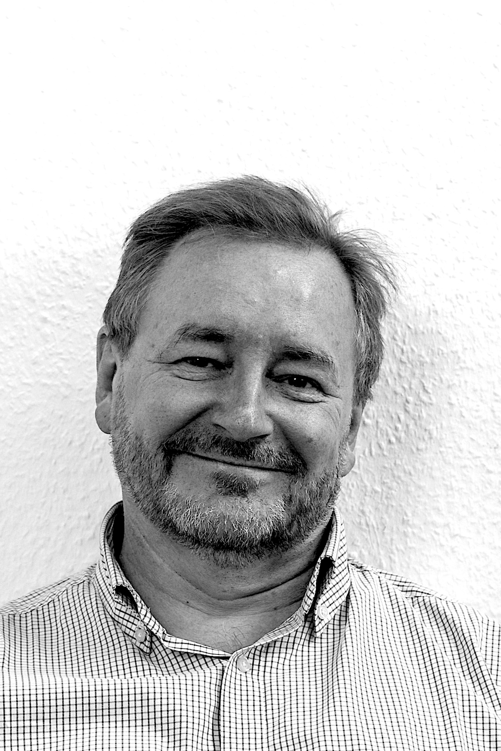 Portraitfoto von Klaus Peter Küßner
