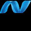 Logo von Microsoft .NET