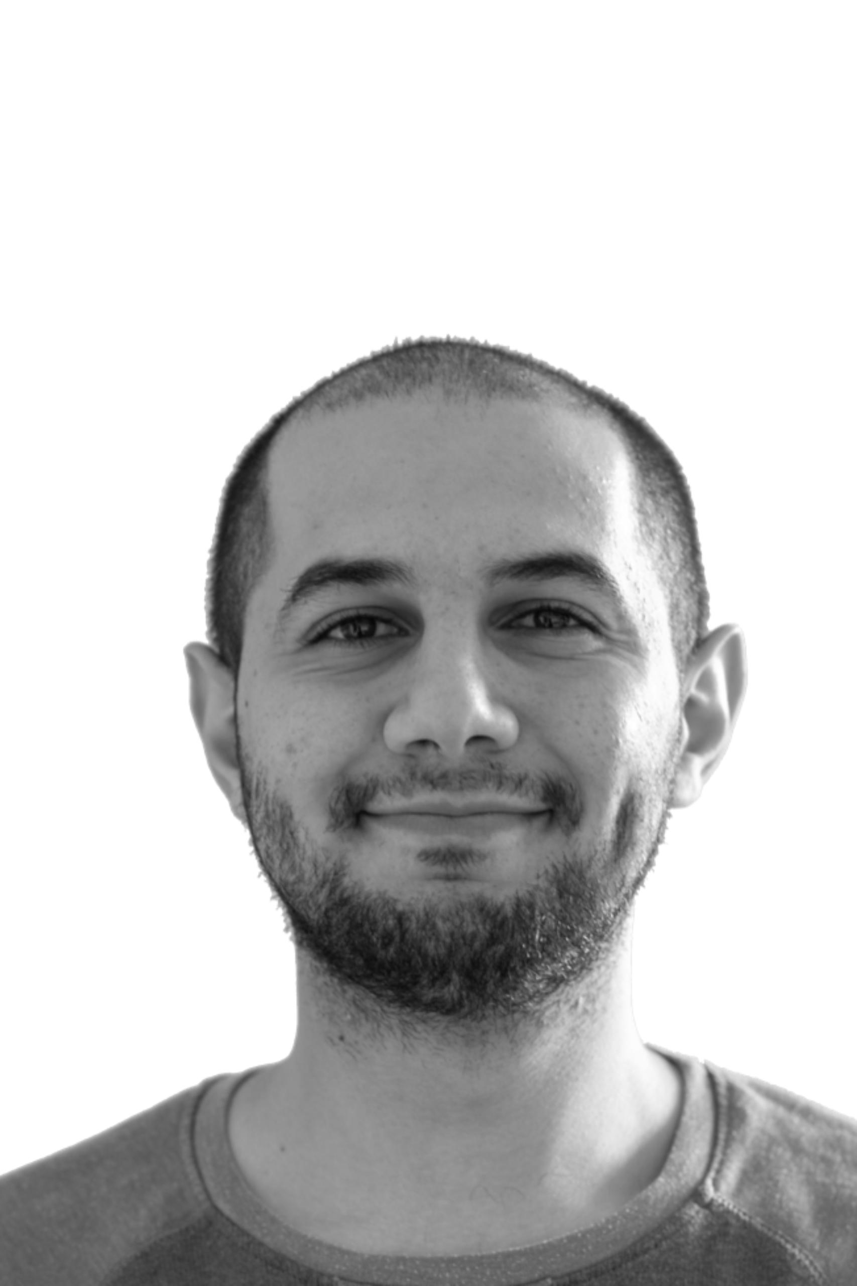 Portraitfoto von Wael Alekhtiar